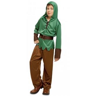 Kostýmy z filmů a pohádek - Dětský kostým Robin Hood
