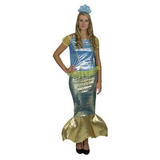 Televizní hrdinové - Dámský kostým Mořská panna