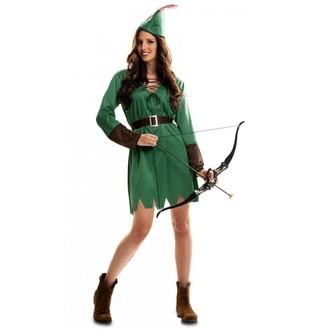 Kostýmy - Kostým Sexy Robin Hood