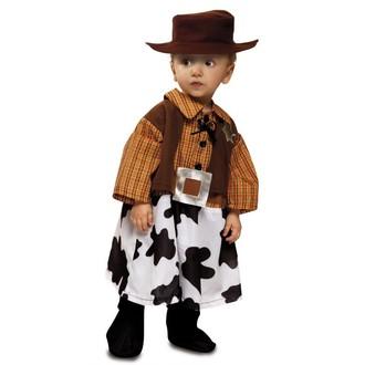 Kovbojové-divoký západ - Dětský kostým Kansas girl