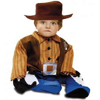 Kovbojové-divoký západ - Dětský kostým Billy boy