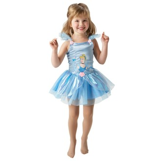 Kostýmy - Dětský kostým Popelka balerína