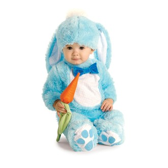 Kostýmy - Dětský kostým Králíček modrý
