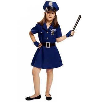 Kostýmy - Dětský kostým Policistka