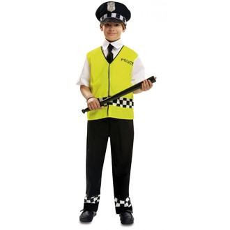 Kostýmy - Dětský kostým Policista