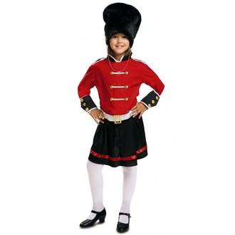 Povolání, řemesla, profese - Dětský kostým Britská garda