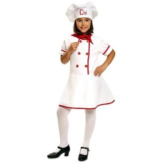 Povolání, řemesla, profese - Dětský kostým Kuchařka