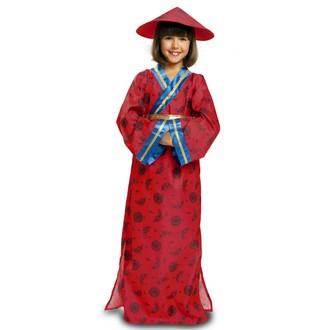 Kostýmy - Dětský kostým Číňanka
