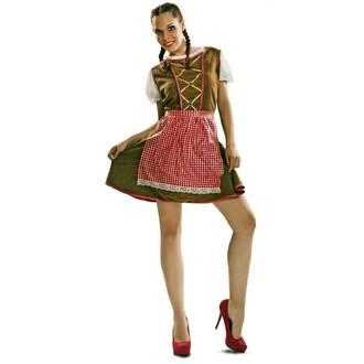 Kostýmy - Kostým Tyrolská dívka