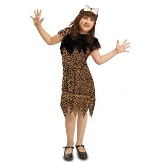 Historické kostýmy - Dětský kostým Pravěk