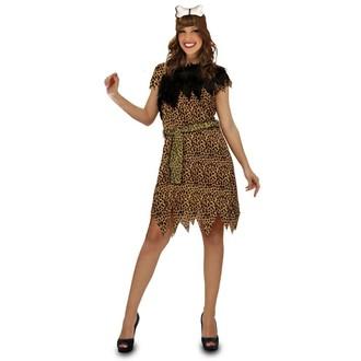 Historické kostýmy - Kostým Jeskynní žena