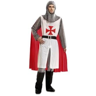 Kostýmy - Kostým Středověký rytíř s pláštěm