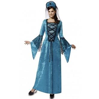 Princezny-Víly - Kostým Princezna