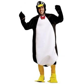 Kostýmy - Kostým Tučňák