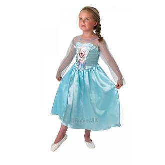 Kostýmy z filmů a pohádek - Dětský kostým Princezna Elsa Ledové království