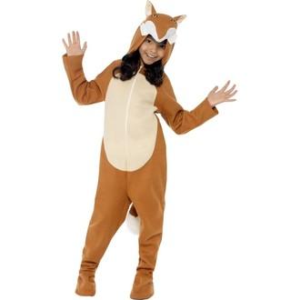 Kostýmy - Dětský kostým Liška