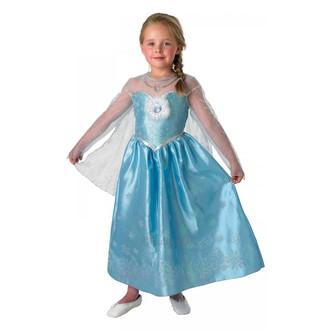 Kostýmy - Dětský kostým Princezna Elsa Ledové království