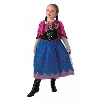 Kostýmy - Dětský kostým Princezna Anna Ledové království