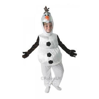 Kostýmy z filmů a pohádek - Dětský kostým Sněhulák Olaf Ledové království
