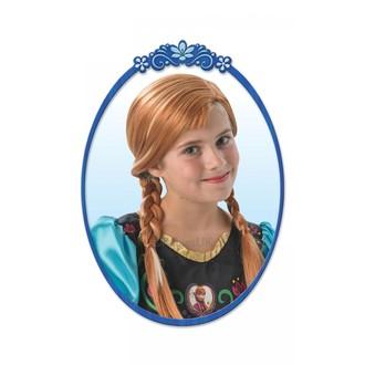 Kostýmy z filmů a pohádek - Dětská paruka Princezna Anna