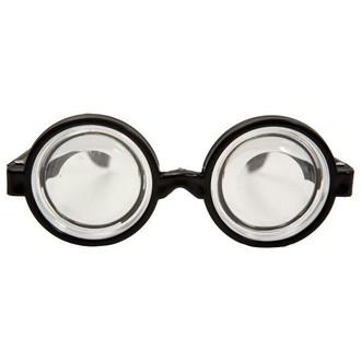 Karnevalové doplňky - Brýle Zvětšovací