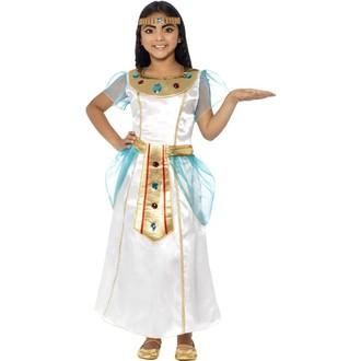 Historické kostýmy - Dětský kostým Kleopatra
