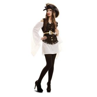 Kostým Pirátka - Maxi-karneval.cz c99893a67ae