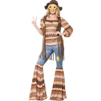 Hippie - Kostým Harmony Hippie