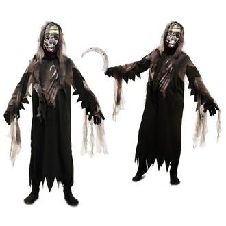 Halloween, strašidelné kostýmy - Dětský kostým Tajemná smrt