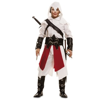 Halloween, strašidelné kostýmy - Dětský kostým Bílý zabiják