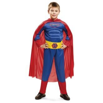 Kostýmy z filmů a pohádek - Dětský kostým Super Hero