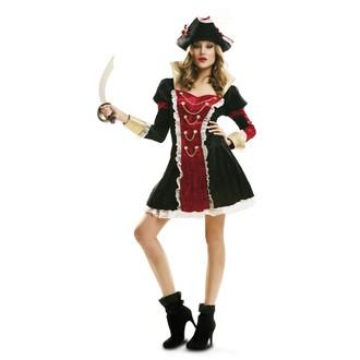 Kostýmy - Kostým Pirátka royal deluxe