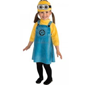 Kostýmy z filmů a pohádek - Dětský kostým Mimoňka Já, padouch 2