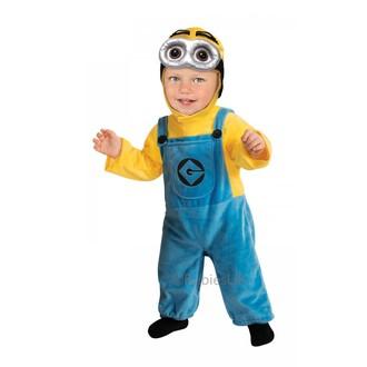 Kostýmy z filmů a pohádek - Dětský kostým Mimoň Dave Já, padouch 2