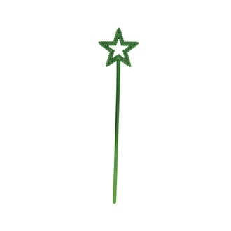 Karnevalové doplňky - Magická hůlka hvězda
