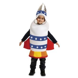 Kostýmy - Dětský kostým Raketa