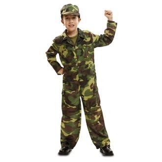 Povolání, řemesla, profese - Dětský kostým Voják