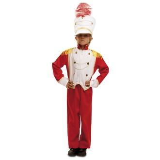 Povolání, řemesla, profese - Dětský kostým Cínový vojáček