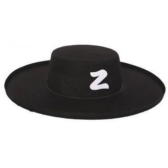 Klobouky-čepice-čelenky - Klobouk Zorro
