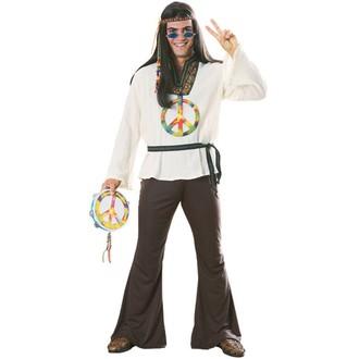 Hippie - Kostým Hippie Man