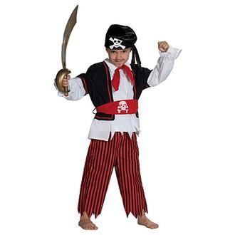 dětský kostým pirát - Maxi-karneval.cz 21775731270