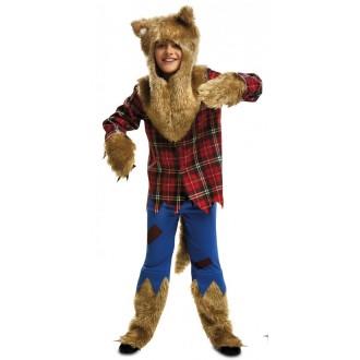Kostýmy - Dětský kostým Vlk