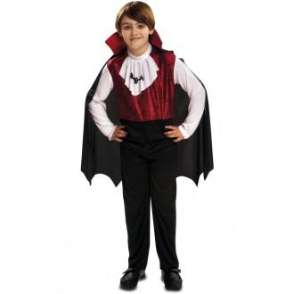 Halloween, strašidelné kostýmy - Dětský kostým Vampír