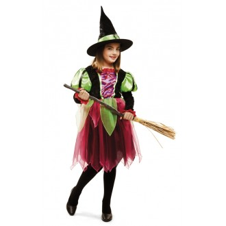 Čarodějnice - Dětský kostým Čarodějnice