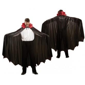 Halloween, strašidelné kostýmy - Upíří plášť deluxe