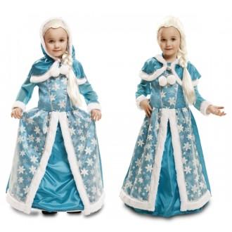 Kostýmy z filmů a pohádek - Dětský kostým princezna Elsa-Ledové království