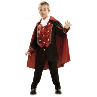 Halloween, strašidelné kostýmy - Dětský kostým Barokní vampír