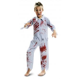 Halloween, strašidelné kostýmy - Dětský kostým Náměsíčná zombie