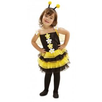 Kostýmy - Dětský kostým Víla včelička