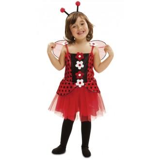 Kostýmy - Dětský kostým Víla beruška